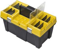 PATROL skrzynka narzędziowa Stuff 26 Semi Profi Carbo, żółty