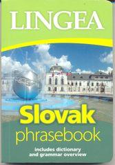 autor neuvedený: LINGEA - Slovak phrasebook