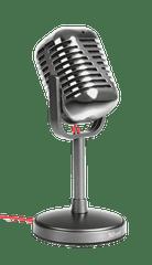 TRUST Elvii Vintage Mikrofón (21670)
