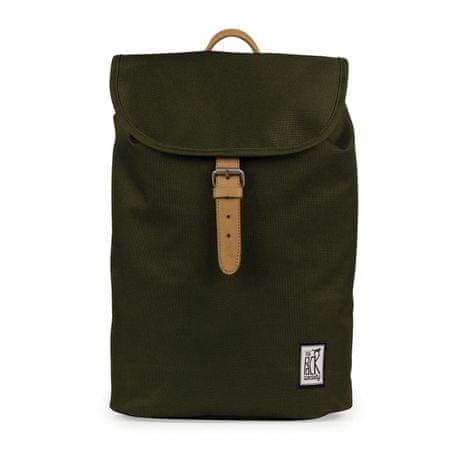 The Pack Society plecak unisex zielony