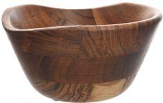 Kaemingk Mísa z akácie 14 cm