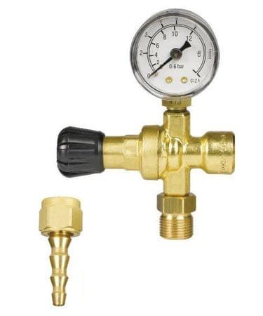 Einhell regulator pritiska za plinsko jeklenko do 190 bar (1576508)