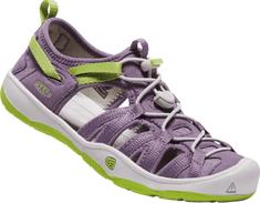 KEEN otroški sandali Moxie JR purple sage/greenery, vijolično zelene