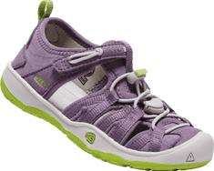 KEEN sandały Moxie K fioletowy/zielony