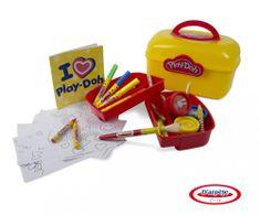 Play-Doh komplet Moja slikarska radionica