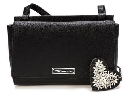 Tamaris ženska ročna torbica črna MILLA