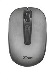 Trust mysz bezprzewodowa Aera Wireless Mouse - szara (22372)