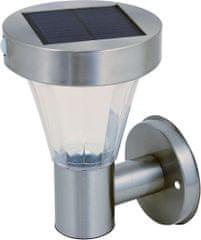 Velamp VELAMP MALIS solárne nástenné vonkajšie svietidlo s detektorom pohybu