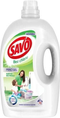 Savo tekoči detergent 3,5l (70 pranj)