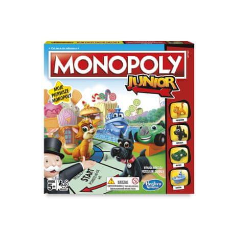 HASBRO Monopoly Junior A6984