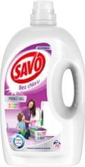 Savo Prací gel na barevné prádlo 3,5 l (70 praní)