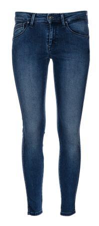 Pepe Jeans dámské jeansy Aero 26/28 modrá