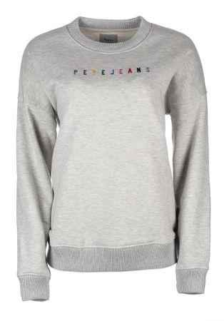 Pepe Jeans ženska majica Olaia XS siva