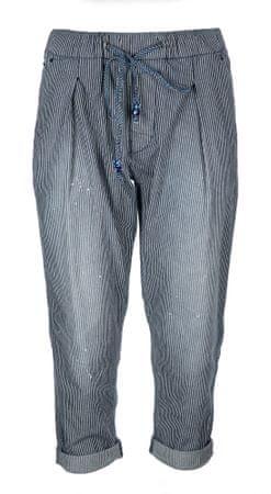Pepe Jeans spodnie damskie Donna 25 niebieski