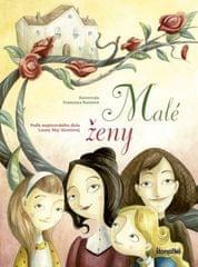 Alcottová, Francesca Rossiová Louisa May: Malé ženy