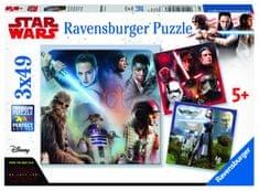 Ravensburger Disney Star Wars Episode VII 3x49 elementów