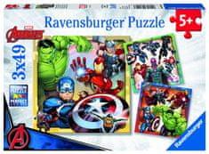 Ravensburger Disney Marvel Avengers 3x49 darabos