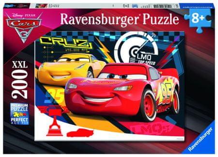 Ravensburger slagalica Disney Automobili, 200 komada
