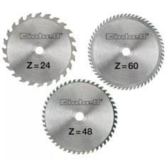 Einhell žagin list HM 250x30x3 mm za TC-TS 2025, 3 kosi (4502133)