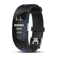 Carneo Smart náramok H-Life s funkciou merania EKG + detekcia dvojitého krvného tlaku PPG