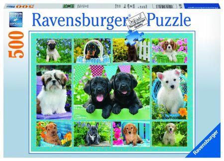 Ravensburger slagalica Psi, 500 komada