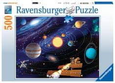 Ravensburger Planetární soustava 500 dílků