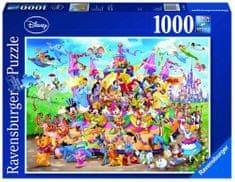 Ravensburger sestavljanka Disney karneval, 1000 delov