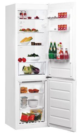 Whirlpool BSNF 8122 W Szabadonálló, alulfagyasztós hűtőszekrény