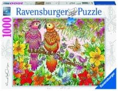 Ravensburger puzzle Tropikalne Uczucie, 1000 szt.