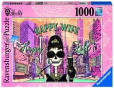 Ravensburger Boldog nő, boldog élet 1000 darab