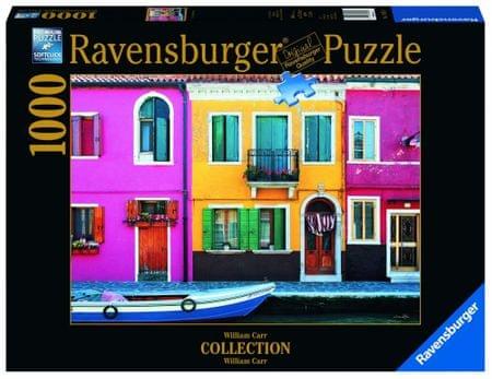 Ravensburger sestavljanka 185 Graziella, Burano, 1000 kos