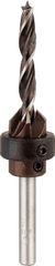 KWB svrdlo za drvo s uklonjivim nastavkom za dubinu, 5 mm (513105)