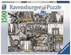 Ravensburger New York taxi 1500 darab