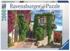 Ravensburger Puzzle Idyliczne francuskie domy, 2000 elementów