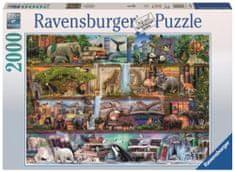 Ravensburger puzzle Ssvijet životinja, 2000 komada