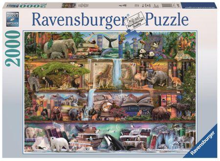 Ravensburger Állatvilág 2000 darab