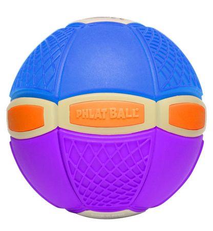 EP LINE Phlat  Ball jr világít a sötétben - lila / kék