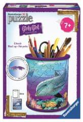 Ravensburger Stojan na ceruzky Podvodný svet 54 dielikov