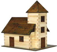 WALACHIA Fa építőkészlet, Templom