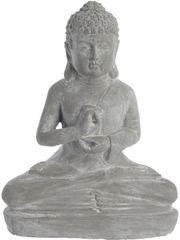 Kaemingk Soška Buddha - šedá