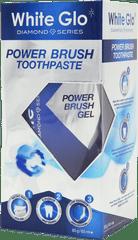 White Glo Zubná pasta Powerbrush