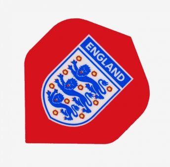 Designa Letky Football - Premier League Licensed - England - red F0950