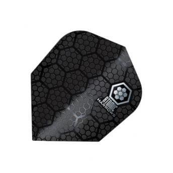 Harrows Letky Atomic - Black 3305