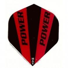 Designa Letky POWER MAX - Red Black PX-108