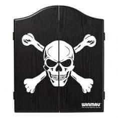Winmau Kabinet Skull Black