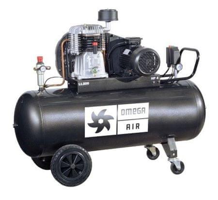 OMEGA AIR batni kompresor JPN 410/200 (1402006)