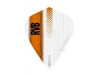 Target – darts Letky RVB - Vision Ultra Kite - White-Orange 34332030