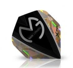 XQMax Darts Letky Michael van Gerwen - 2D broken galss F1687