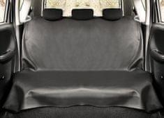 MAMMOOTH Ochranný poťah na zadné sedačky - ekologická koža, farba čierna