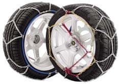JOPE Snehové reťaze E9/110, krížový vzor, 1 pár, pre osobné vozidlá